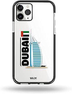 Yalox iPhone 6 Plus Case Dubai – Burj Al Arab Full Body Rugged Case with Built-in Touch Sensitive Anti-Scratch Screen Prot...