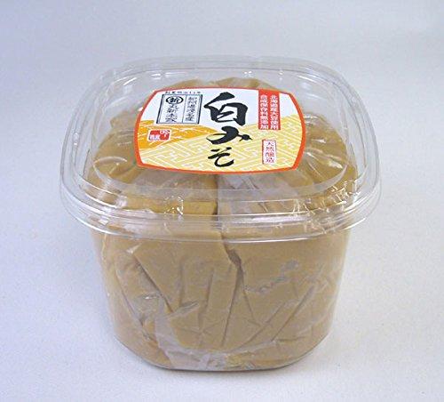 白みそ 950gカップ 国産原料使用・無添加☆おすすめ【31095】上品な味☆