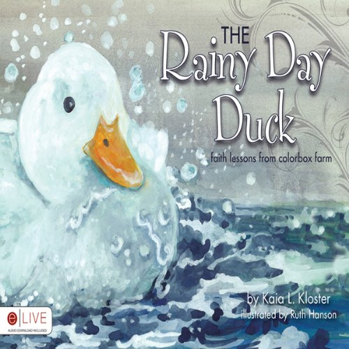 The Rainy Day Duck cover art