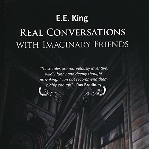 Real Conversations with Imaginary Friends audiobook cover art
