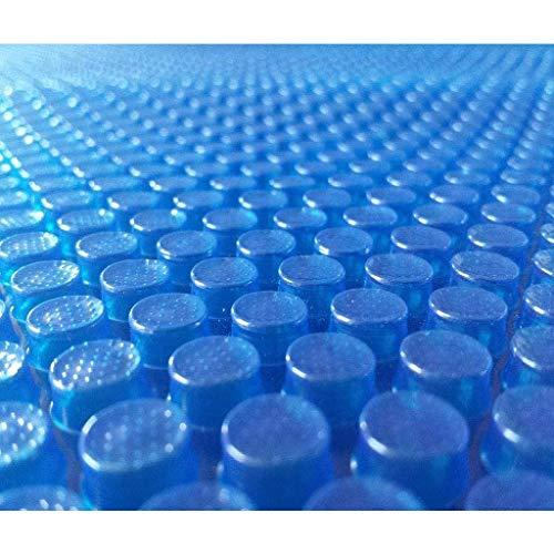 well2wellness® Solarfolie blau 180 My fertig konfektioniert für Rundbecken Ø6,40m