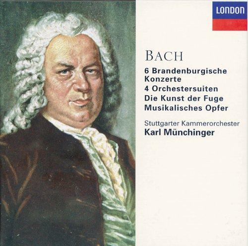 J.S. Bach: Brandenburg Concerto No.2 in F, BWV 1047 - 2. Andante
