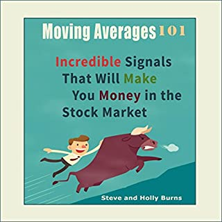 Moving Averages 101 audiobook cover art