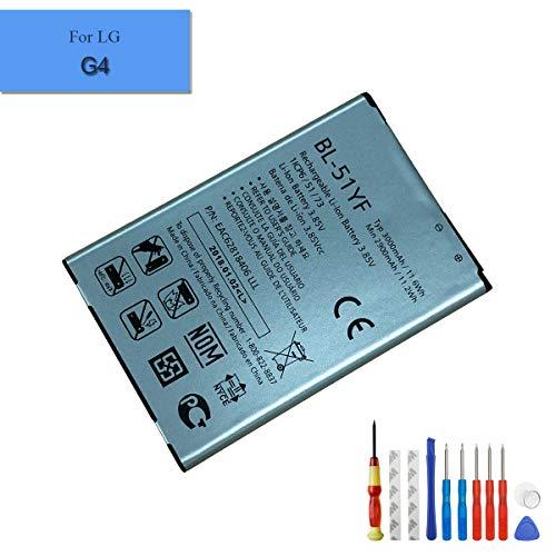 E-yiiviil batería Ion Litio Replacement BL -51YF