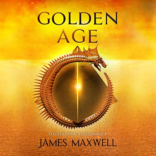 Golden Age audiobook cover art