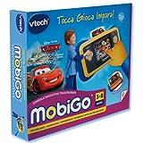 Hasbro - VTech Mobigo Console Blu + Cars 2