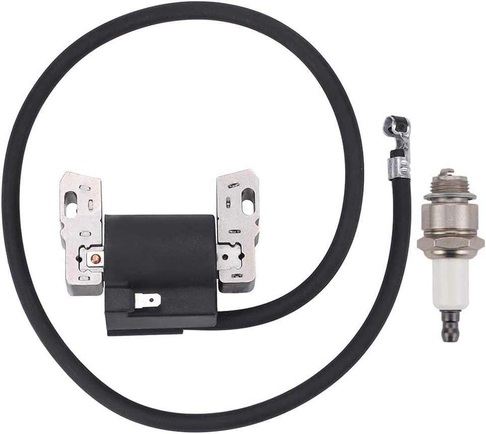 HONEYRAIN 398811 Ignition Coil Module for BS 398265 395492 395326 7HP-16HP Horizontal Vertical Single Cylinder Engines Toro 38580 38160 38090 38095 38150 38155 38565 38566,38570 Snowblower