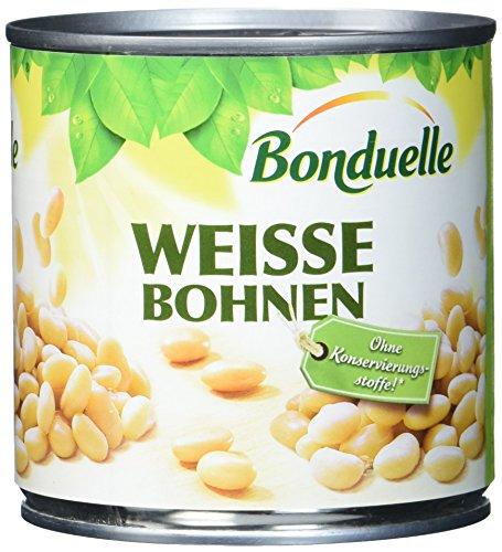 Bonduelle Weiße Bohnen, 12er Pack (12 x 425 ml Dose)