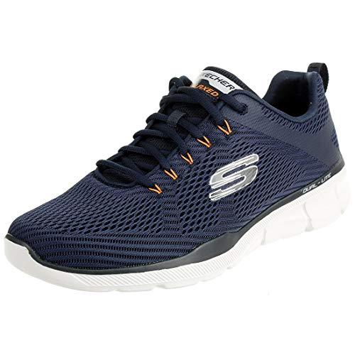 Skechers Equalizer 3.0, Zapatillas Deportivas para Interior Hombre