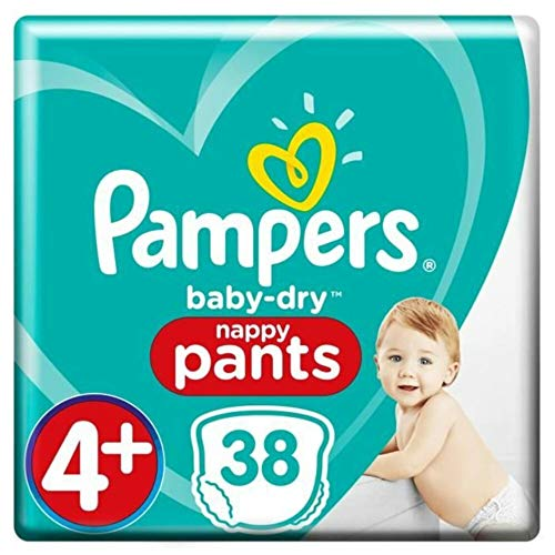 Pampers 81687756 - Baby-dry pants pantalones, unisex