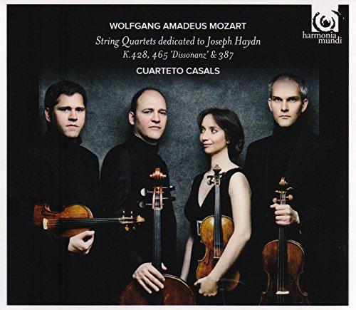 Mozart / String Quartets Dedicated to Haydn