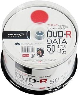 HI-DISC データ用DVD-R TYDR47JNP50SP (16倍速/50枚) TYコード