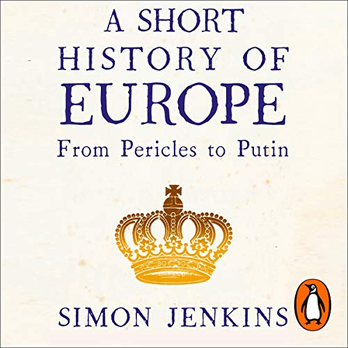 A Short History of Europe Titelbild
