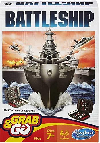 KIDS Battleship Grab & Go - Can You Sink My Battleship??