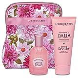 L'Erbolario Sfumature Di Dalia Beauty Set Foglia 1 Bagnoschiuma 100 ml + 1 Profumo 50 ml