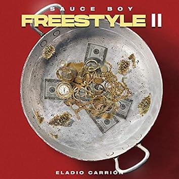 Sauce Boy Freestyle II