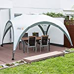 Coleman Event Shelter M - 3 x 3m Event Shelter - White and Green