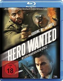 Hero Wanted - Helden brauchen kein Gesetz [Blu-ray]