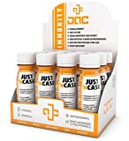Just N Case ® Vitamin C Immune Support Drink | Natural Immunity Shots with Echinacea, Green Tea &...