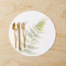 FERN PRINT METHACRYLATE PLACEMAT - PLACEMATS - KITCHEN & DINING | Zara Home United States of America