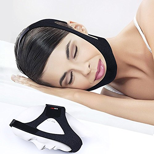 Hot Selling Stop Snoring Solution Chin Strap Anti Snore Jaw Belt Sleep Support Anti Snoring Devices Drug Free Non Invasion Anti Snoring Remedy Snore Stopper