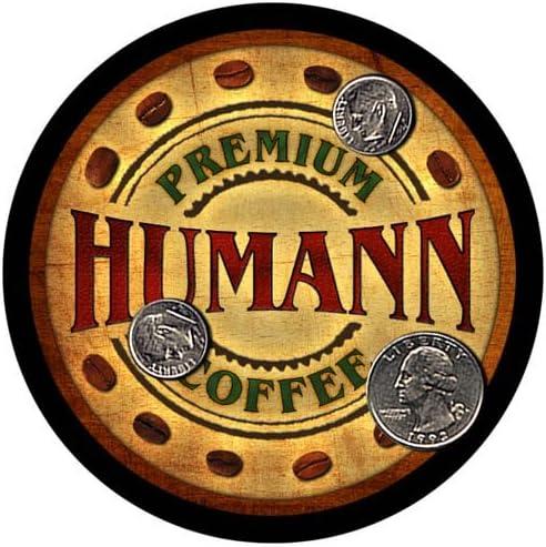 Humann Coffee Custom Max online shopping 76% OFF Neoprene Rubber - pcs Coasters 4 Drink