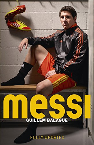 Messi (English Edition)