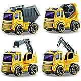 BeebeeRun Coche Juguete,Vehículos Construcción,Coches Camiones...