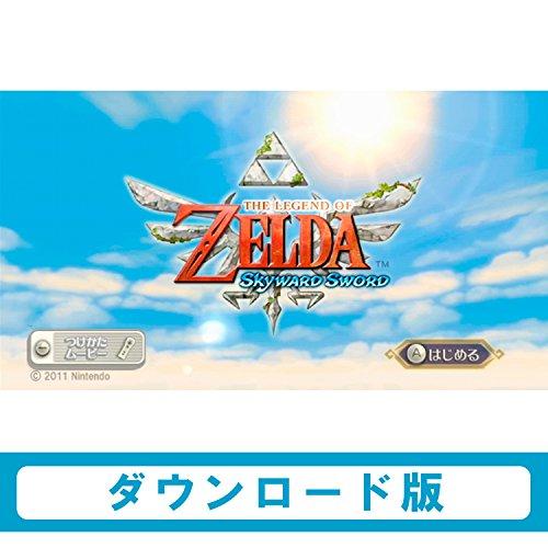 任天堂『ゼルダの伝説 スカイウォードソード(オンラインコード)』