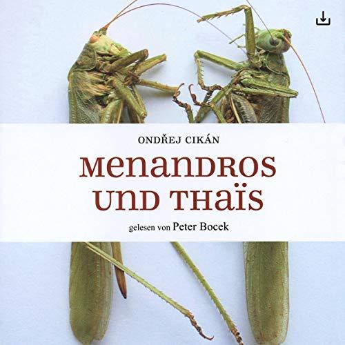 Menandros und Thaïs Titelbild