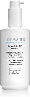 Lise Watier Démaquillant Complet 3-in-1 Cleansing Milk, 7.9 fl oz