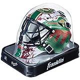 Franklin Sports - Mini masque de gardien de but de hockey avec étui -...