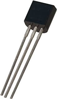 Pack of 15 100 Vceo Major Brands TIP32C Bipolar Power PNP Transistor 9.4 mm H x 4.83 mm W x 10.67 mm L