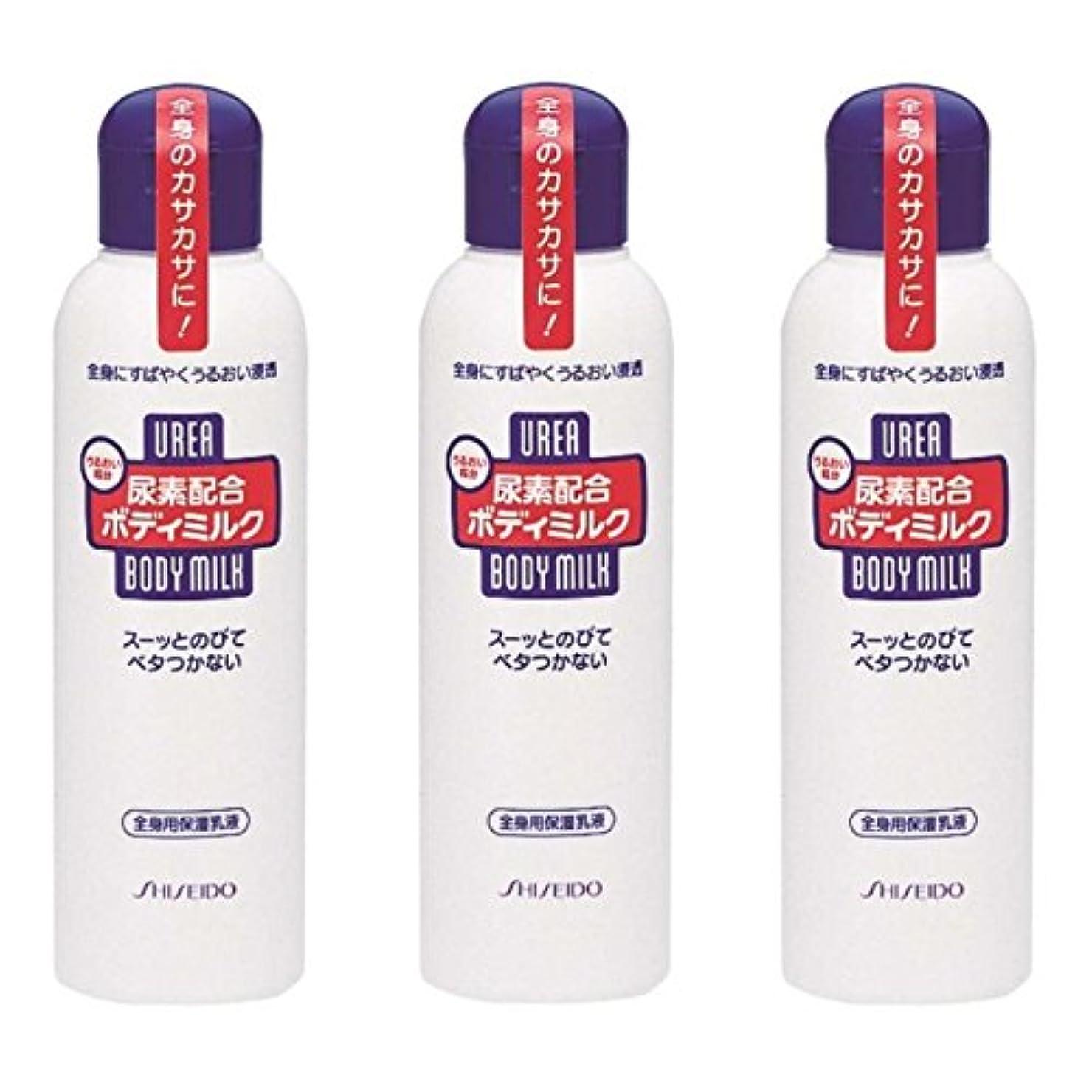 定刻プレゼンテーション雷雨【セット品】尿素配合 ボディミルク 150ml ×3個