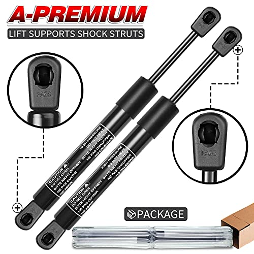 A-Premium Tailgate Rear Trunk Lift Supports Shock Struts Replacement for Ford Five Hundred 2005-2007 Mercury Montego 2-PC Set -  GS393