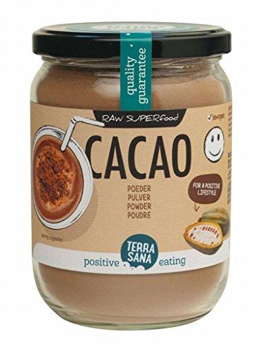 Kakao Antioxidant Pulver von Terrasana