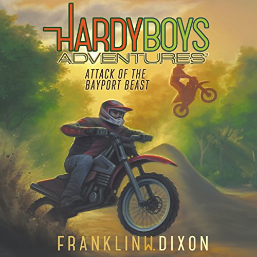 Attack of the Bayport Beast: Hardy Boys Adventures, Book 14