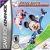 Disney Snowboarding / Game