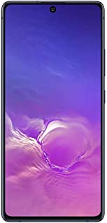 Samsung Galaxy S10 Lite Dual SIM 128GB 8GB RAM 4G LTE (UAE Version) - Black