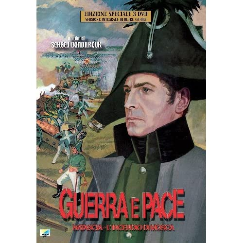 Guerra E Pace (1967) (Special Edition) (3 Dvd)
