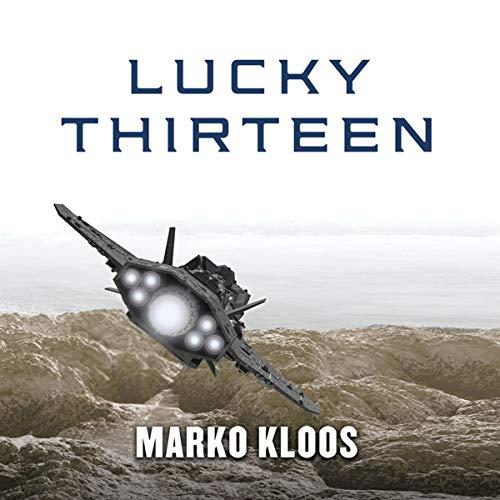 Lucky Thirteen audiobook cover art