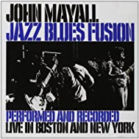 Jazz Blues Fusion by MAYALL (1996-02-27)