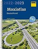 ADAC MaxiAtlas Deutschland 2022/2023 1:150 000 (ADAC Atlanten)