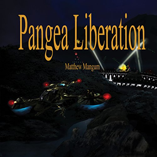 Pangea Liberation audiobook cover art
