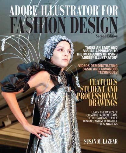 Adobe Illustrator for Fashion Design (Myfashionkit)