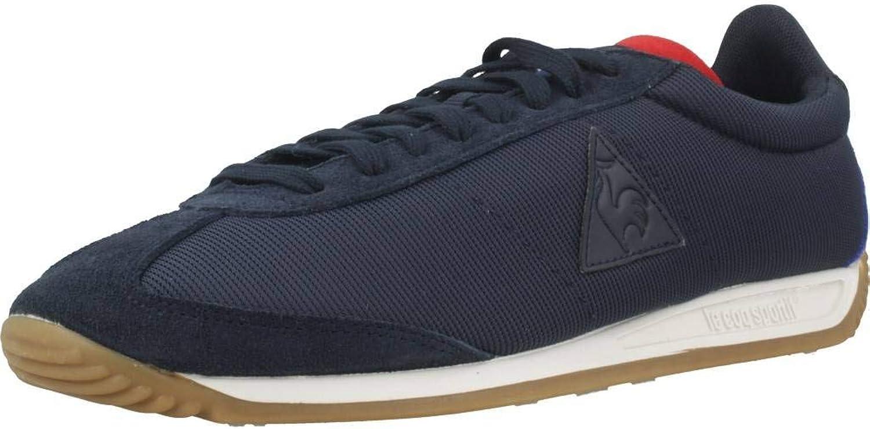 Le Coq Sportif Men's shoes, Colour bluee, Brand, Model Men's shoes Quartz bluee