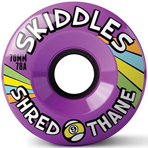 Sector 9 Skiddles 70Mm Longboard Wheels
