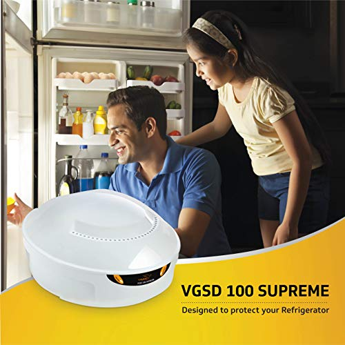 VGSD 100 Supreme Stabilizer for Side by Side/ Double Door Refrigerator