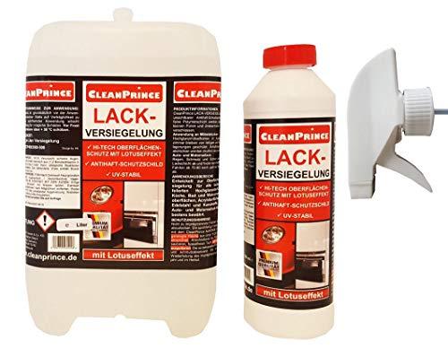 CleanPrince -  Lackversiegelung 2,5