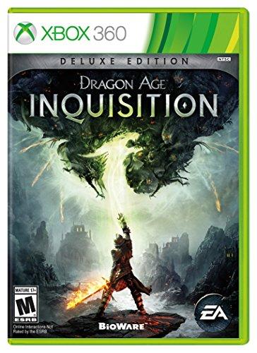 Dragon Age Inquisition - Deluxe Edition - Xbox 360